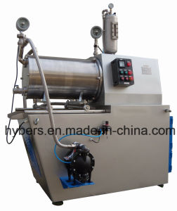 Horizontal Nano Sand Mill for Paint, Ink, Pigment pictures & photos