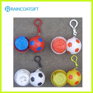 Promotional Soccer Rain Poncho Rep-010 pictures & photos