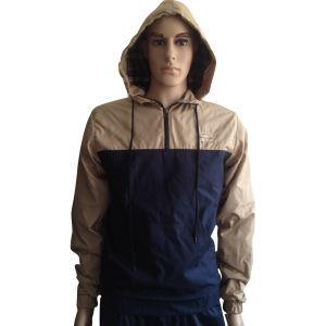 Custom Fashion Bonded Fleece Jacket Hoodies pictures & photos