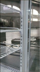 Four Side Glass Excellent Auto Defrost Display Refrigerating Showcase (SC-70) pictures & photos