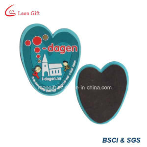 High Quality Heart PVC Fridge Magnet for Sale pictures & photos