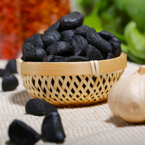 Good Taste Fermented Peeled Black Garlic (2kg/bag) pictures & photos