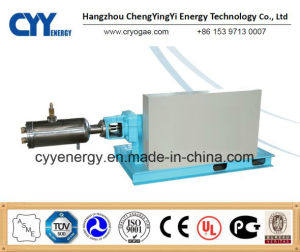 Large Flow and High Pressure LNG Liquid Oxygen Nitrogen Argon Multiseriate Piston Pump pictures & photos