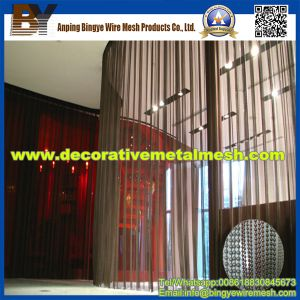 China Supplies Stainless Steel Ball Chain String Curtain pictures & photos