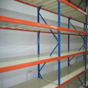 Medium Duty Slotted Angle Storage Rack pictures & photos