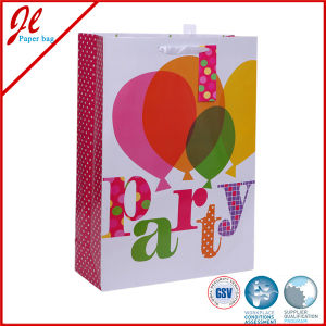 High Quality Party Paper Bags Birthday Gift Paper Bags pictures & photos