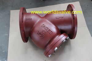 Wcb Y Type Filter-Strainer (GL41-10/16) pictures & photos