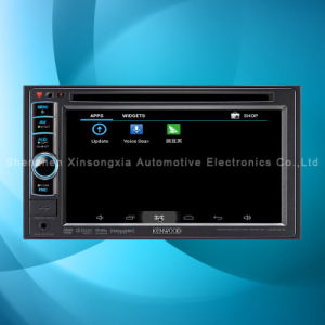 Android 4.4 GPS Navigation Box for Kenwood Jvc DVD Player with WiFi or 3G pictures & photos