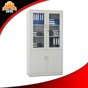 Good Price Full-Assembled Durable Steel Filing Cabinet pictures & photos