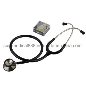 Good Quality Stainless Steel Stethoscope with CE and FDA Approval pictures & photos