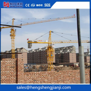 Qtz4208 Crane Made in China by Hsjj pictures & photos
