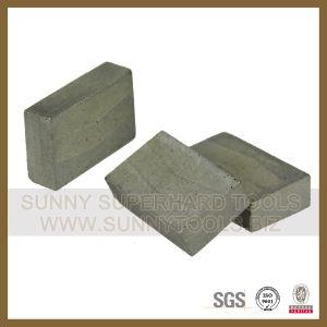 24*7.4/6.8*20 Diamond Russia Segment for Granite Cutting pictures & photos