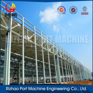 High Quality Prefab Steel Structure Shed Design Roof Structure pictures & photos