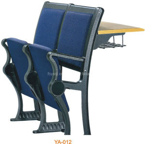 Cushioned Armed School Desk Chairs (YA-012) pictures & photos