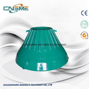 High Manganese Casting Cone Crusher Spare Parts pictures & photos