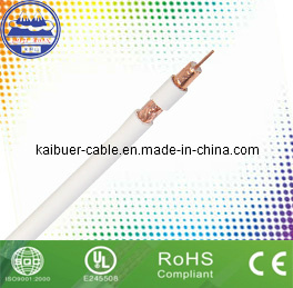 RG6 CATV/CCTV Coaxial Cable with CE pictures & photos