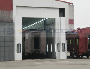 Train Paint Booth 21m X 6m X 6m pictures & photos
