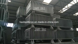 Hot Dipped Galvanized Traffic Barricade Panel pictures & photos