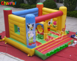 Inflatable Bounce Jumper/Inflatable Bouncer Chb130 pictures & photos