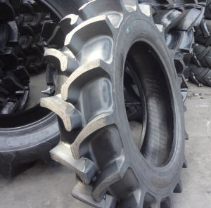 Tractor Tire 12.4-28 Farming Agricultural Rice Tyre R2 High Grip Tyre pictures & photos