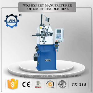 Tk-312A Spring Coiling Machine