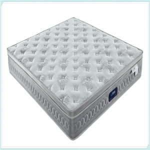 Bonnell Spring Mattress, High Density Foam Mattress pictures & photos