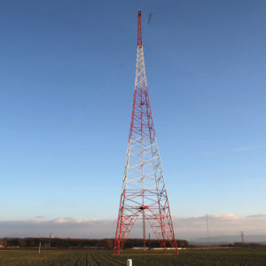 High Quality Steel Self Supporting Lattice Tower pictures & photos