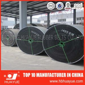 Manufacturer Jetty and Power Station Rubber Conveyor Belt (EP/ST) pictures & photos