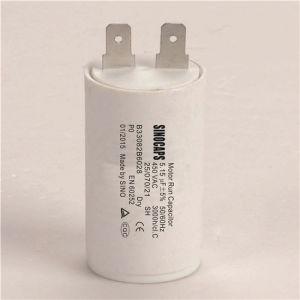 RoHS Cbb60 AC Metallized Polypropylene Motor Run Capacitor pictures & photos