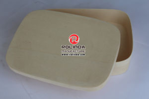 Food Wooden Packing Box in 2016 for Cheese Packing pictures & photos