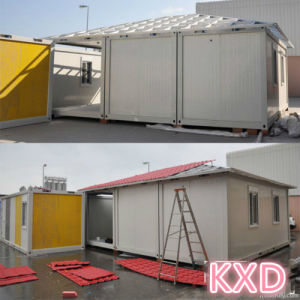 Commercial Containerized House of Modular pictures & photos