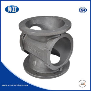 Hot Sale! OEM Investment Casting Valve Parts with Machining