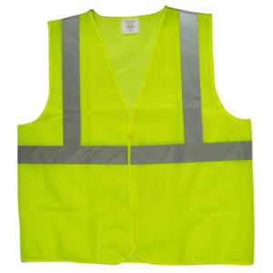 100% Polyester Reflective Vest Yg802 pictures & photos