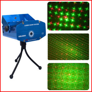 4in1 Red and Green Mini Twinkling Light (IGB-M03)