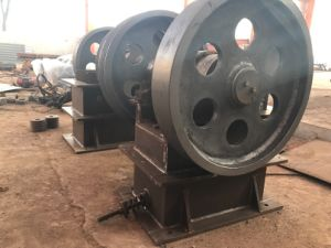 Stone Crusher for The Lab pictures & photos