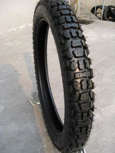 Motorcycle Cross-Country Tyre 275-21; 410-18 F-578 pictures & photos