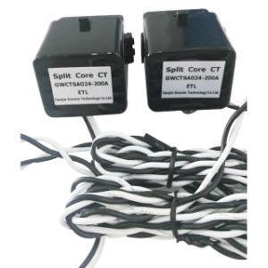 1A 5A L Split Core Current Transformer for Monitoring Meter pictures & photos