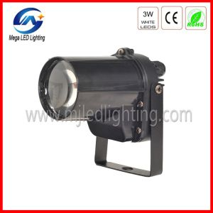 High Power LED Small Pinspot Stage Light