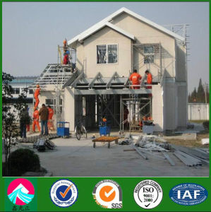 Light Steel Structure Residential Prefabricated Villa/House pictures & photos