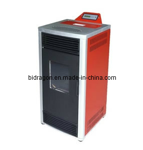 Modern 8kw Wood Pellet Stove with CE
