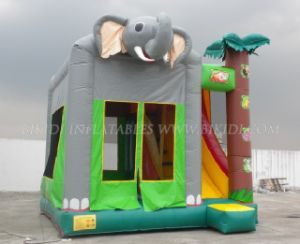 Inflatables Jungle Theme Bouncer (B3014) pictures & photos
