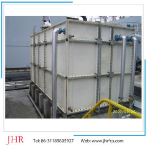 Corrosion Resistant FRP SMC Pressed Water Tank pictures & photos
