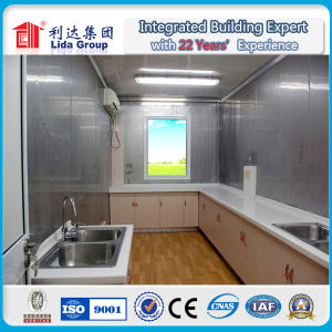 20FT 40FT Expandable Combined Flat Pack Modular Container House pictures & photos
