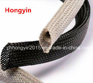 Durable Abrasion Resistance Polyestaer Expandable Sleeving pictures & photos