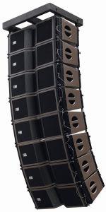 "Double 8"" Professional Loudspeaker Line Array Speaker pictures & photos"