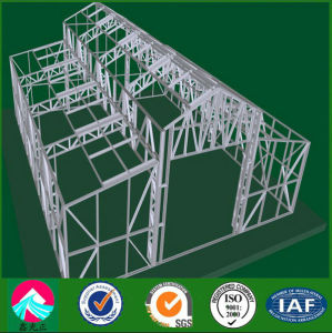 Prefabricated Steel Structure Car Garage for Sale pictures & photos