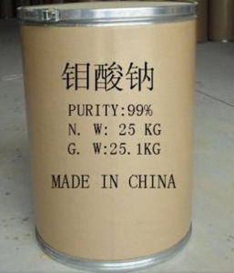 Sodium Molybdate for chemical production use pictures & photos