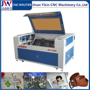 9060 CNC Laser Engraving Machine for Acrylic Plastic Wood MDF Paper pictures & photos