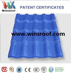 Winsroof PMMA/ASA Spanish Roof Tile-Royal Profile and Roma Profile pictures & photos