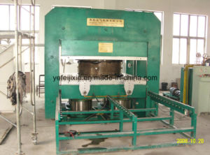 Automatic Rubber Press Plate Vulcanizing Machine with ISO Ce pictures & photos